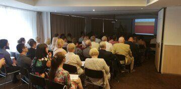 Выступление Беневоленского Д С на Конференции Новости в лабораторной диагностике неотложных состояний 6 июня 2019