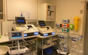 Анализаторы газов крови ABL800 Flex Radiometer Medical ApS