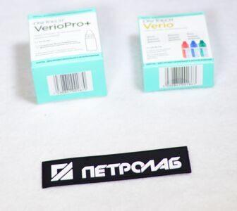Раствор контроля линейности (5 уровней) и раствор контроля качества (3 уровня) для портативной системы контроля уровня глюкозы в крови УанТач Верио Про Плюс (One Touch Verio Pro+)