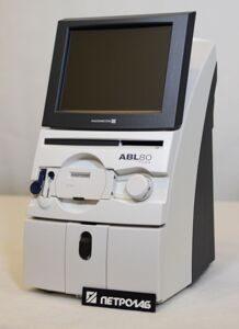 ABL80FLEX портативный анализатор КЩР газов электролитов метаболитов и оксиметрии крови